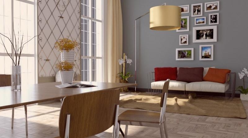 V-ray Next for SketchUp室內模型分享(一)