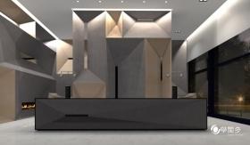 SketchUp室內設計-商業空間模型分享